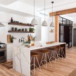 σχεδιάσετε μια σύγχρονη και ζεστή κουζίνα